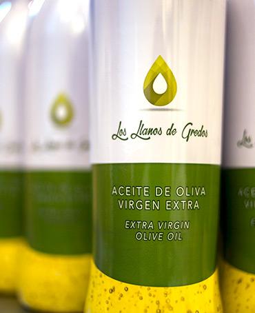 Botella Los Llanos de Gredos