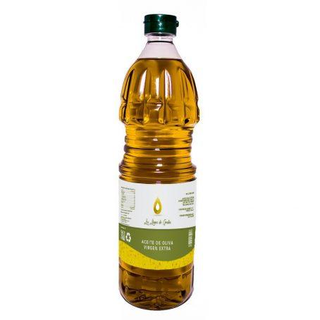 Aceite de oliva virgen extra manzanilla botella de 1 litro Los Llanos de Gredos