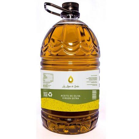 Aceite de oliva virgen extra manzanilla 5l recolección Los Llanos de Gredos